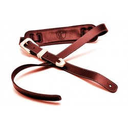 BOURBON Bandolera Rockabilly Marron
