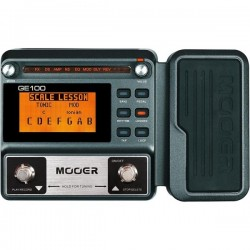 Mooer GE100 Multieffects