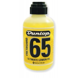 DUNLOP 6554 Lemon Oil Fingerboard