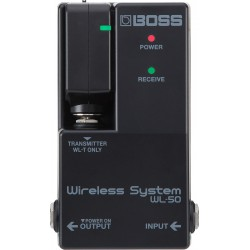 Boss WL-50 Wireless Pedal System