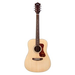 GUILD D-240E Limited Flame Mahogany