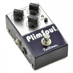 Fulltone PlimSoul Overdrive Distortion Pedal