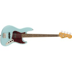 Fender Squier Classic Vibe 60 Jazz Bass Daphne Blue
