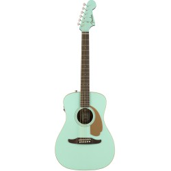FENDER Malibu Player Aqua Splash