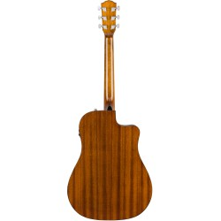 FENDER CD60SCE LH Natural