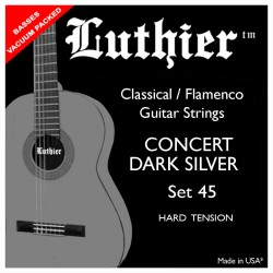 LUTHIER ON45 Silver Concert