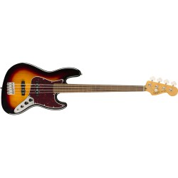 Fender Squier Classic Vibe 60 Jazz Bass Fretless
