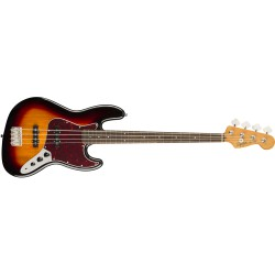 Fender Squier Classic Vibe 60 Jazz Bass 3-Colors Sunburst