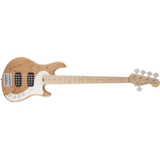 FENDER American Deluxe Dimension Bass V HH