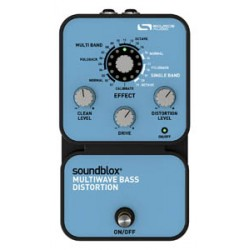 SOURCE AUDIO Soundblox Multiwave Bass Distortion