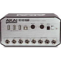 AKAI EIE PRO Interface Audio MIDI USB 2