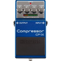 BOSS CP-1X Guitar Compressor