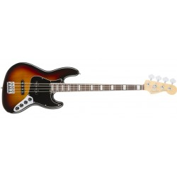 FENDER American Elite Jazz Bass RW 3TSB